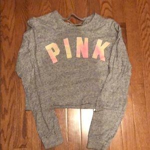 Pink crop top bundle